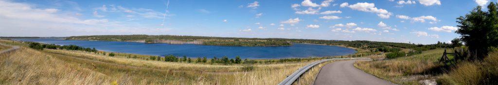 Panorama Zwenkauer See