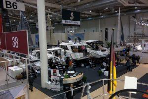 Hanseboot Bootsmesse Hamburg 2016 Segeln Blog