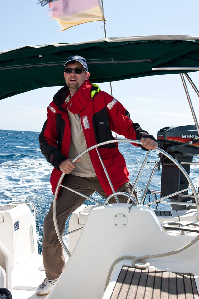 Skipper Marcus