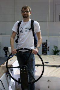 Hanseboot Bootsmesse Hamburg 2016 Segeln Blog Skipper Marcus Hertel