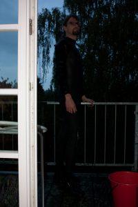 Skipper Marcus Neoprenanzug Test Balkon