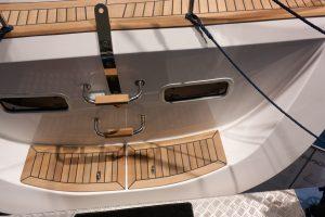 nordship380ds Badeplattform